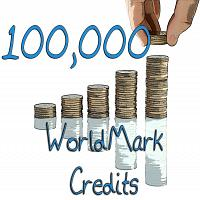 100,000 WorldMark Credits