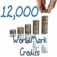 12,000 WorldMark Credits