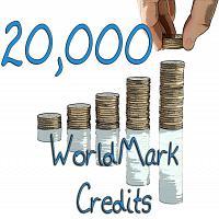20,000 WorldMark Credits