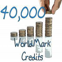 40,000 WorldMark Credits
