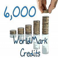 6,000 WorldMark Credits