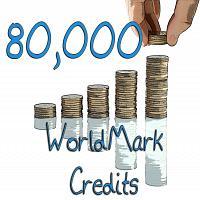 80,000 WorldMark Credits